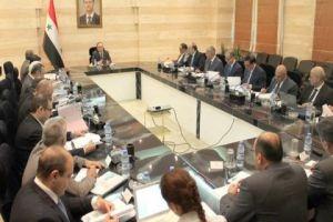 اجتماع حكومي لوضع الآلية التنفيذية لتنشيط القطاع الصناعي السوري