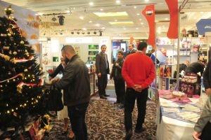 بحضور 200 تاجر وصناعي عراقي.. افتتاح المعرض الأول للتصدير وتقنياته