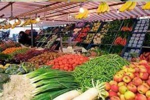 أسعار الخضار تنخفض..وبقية السلع الغذائية مستمرة بالارتفاع على وقع