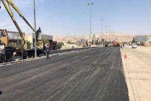 تخصيص 500 مليون لصيانة أوتوستراد دمشق حتى الحدود الأردنية