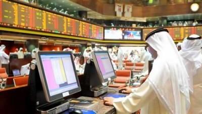 هبوط النفط والأسواق العربية يكبد بورصات الخليج خسائر حادة