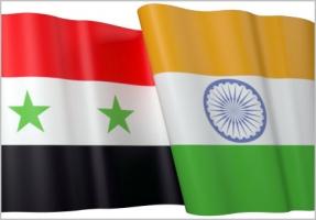 شراكه بين سورية والهند في قطاع الصناعة