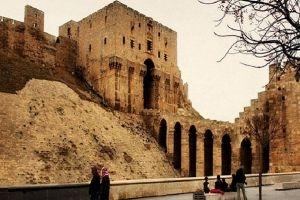 أحياء حلب المدمرة تستقطب السياح الداخليين..نصف مليون زاروا قلعة حلب!