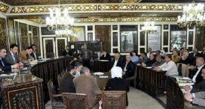 مدير مؤسسة مياه دمشق يُحيل الضابطة المائية للرقابة بسبب الفساد