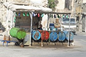 تقرير بملف المحروقات.. 20 مليون تدخل جيوب الفاسدين في حلب يومياً!!