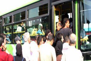 محافظة دمشق: تعرفة السرافيس والتكاسي عادلة للمواطن..و200 باص نقل داخلي قريباً