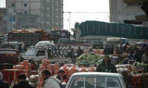 اتحاد حرفيي دمشق يكشف..لهذا السبب ترتفع أسعار الخضار في الأسواق