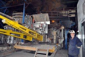 دراسة مشروع درفلة الحديد في حماة بقيمة استثمارية 45 مليون دولار