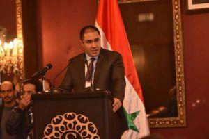 الشهابي يقدم  13 مطلباً للنهوض بالصناعة الوطنية خلال المؤتمر الصناعي الثالث