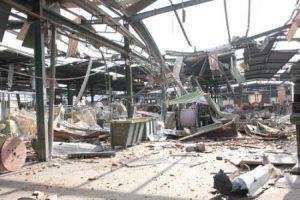 نحو 2500 مليار ليرة أضرار القطاع الصناعي العام في سورية خلال الأزمة