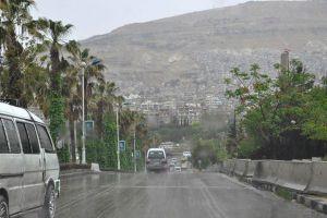 تعرفوا على حالة الطقس لليومين القادمين في سورية