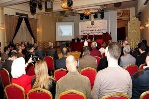 صناعة دمشق ووزارة العمل تقيمان ندوة تعريفية حول رفد المنشآت باليد العاملة