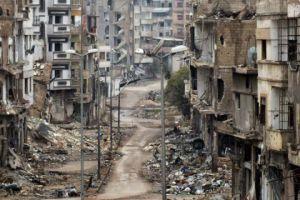 روسيا تدعم المبادرة الأردنية لإعمار سورية
