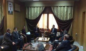 وزير الكهرباء يوافق على تغذية المنطقة الصناعية في حوش بلاس بـ6 ساعات كهرباء متواصلة
