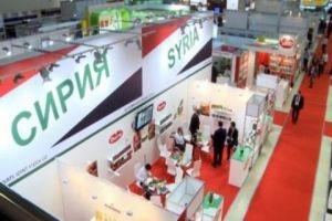 معرض الغذاء العالمي بموسكو يشهد مشاركة شركات سورية