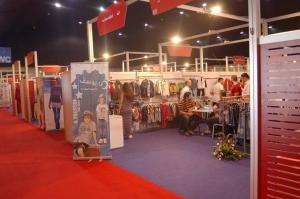 بمشاركة 72 شركة افتتاح معرض موداتكس في اللاذقية