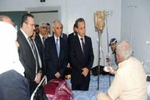 افتتاح قسم خاص لمعالجة الأورام في مشفى ابن النفيس بدمشق