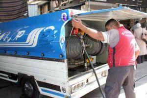 على ذمة محروقات ريف دمشق: توزيع 1.5 مليون ليتر مازوت تدفئة عن طريق المحطات الخاصة في أيلول