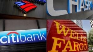 تراجع أرباح أكبر ثلاثة بنوك في الولايات المتحدة