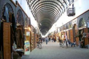 وزارة التجارة:  احذروا منتحلي شخصية مراقبي التموين في دمشق
