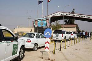 الحكومة الأردنية توافق على إدخال العالقين في معبر نصيب الحدودي