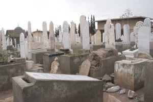 محافظة دمشق تحدد بدل استحقاق الدفن بقبر ذي طابقين بـ150 ألف ليرة
