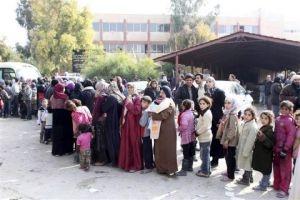 في دمشق..توثيق 92 ألف عائلة مهجرة من أصل 299 ألفاً مسجلة كمهجرين!