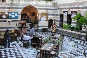 في دمشق.. إغلاق نوادي ومطاعم لتقديمها مواد ملوثة ووجود حشرات!