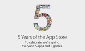 مجانا: أبل تقدم 10 تطبيقات ذات شعبية كبيرة بمناسبة ذكرى إطلاق متجر أي تيونز