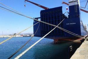 رسو 6 سفن في مرفأ طرطوس اليوم