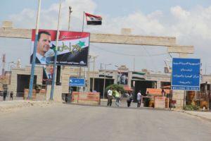 عودة تصدير المنتجات الزراعية من سورية إلى لبنان