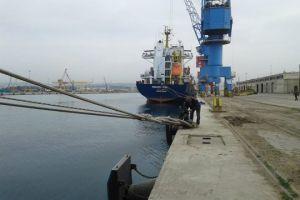 رسو 5 سفن تجارية في مرفأ طرطوس اليوم