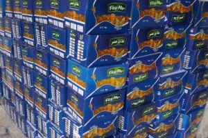 ضبط  مواد غذائية مخالفة جرثومياً في أسواق طرطوس