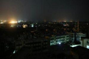انقطاع التيار الكهربائي عن حلب بشكل كامل