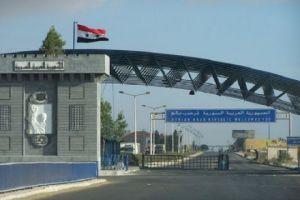 الأردن متفائل بقرب فتح المعابر الحدودية مع سورية