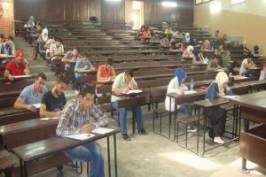ضبط 150 مخالفة امتحانية في الآداب والحقوق حتى الآن