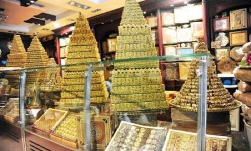 مطالبات بدعم الحلويات المصدرة..لجنة جديدة لصنّاع الحلويات في دمشق