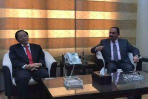 بحث افتتاح خط نقل جوي وآخر بحري بين سورية وأندونيسيا