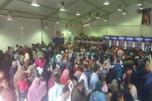 معرض القاهرة الدولي يحقق أول مشاركة لصناعيين سوريين