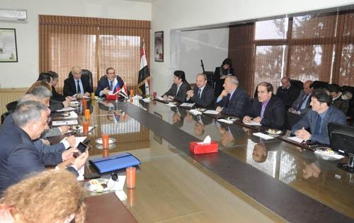 توقيع إتفاقية الإعفاء الجمركي قريباً.. السواح لـB2B:المنتجات السورية قادرة على التواجد وبقوة في السوق الروسي