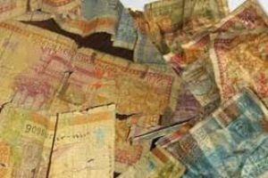 المصرف المركزي يستبدل أموالاً مشوهة بنحو 5 ملايين ليرة