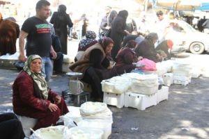 تسجيل 378 مخالفة تموينية للألبان والأجبان بدمشق