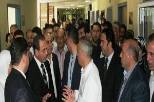 وزير الصحة يفتتح عيادات تخصصية جديدة في الزاهرة بدمشق