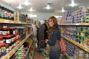 أربعة مليارات ليرة مبيعات استهلاكية دمشق منذ بداية العام
