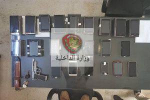 إلقاء القبض على زوجين سرقا أكثر من 30 خليوي في اللاذقية