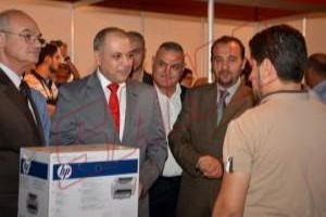 السورية للاتصالات تقدم حسماً 50% على تركيب بوابات الإنترنت طيلة أيام معرض