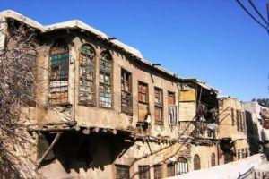 محافظة دمشق: 500 ألف ليرة مخالفة هدم أو ترميم الأبنية القديمة من دون رخصة