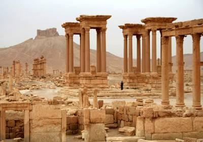مديرية آثار ريف دمشق: 50 موقعاً أثرياً موثقاً إلكترونياً