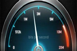موقع قياس سرعة الإنترنت: سورية بالمرتبة 195 عالمياً..وتحميل فيديو 5 غيغابايت يحتاج لـ12 ساعة
