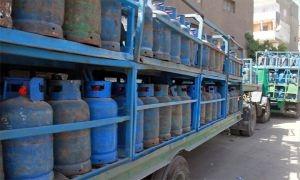 الحكومة توافق على تأهيل معمل تعبئة أسطوانات الغاز المنزلي في عدرا